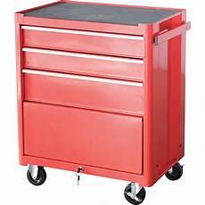 excel steel roller tool cabinet 3 drawer model