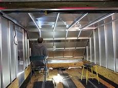 Enclosed Trailer Interior Led Light Kit Race Car Trailer Interior Lighting Led Lifetiime