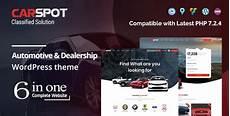 Car Dealer Wordpress Theme Free Download Download Carspot V2 2 4 Automotive Car Dealer