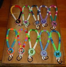 beaded rope keychains beaded lanyards beading