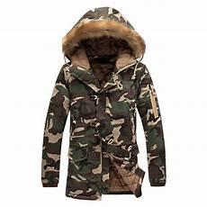 mens camo coats ladybird 2018 mens winter jacket camouflage hooded coats camo