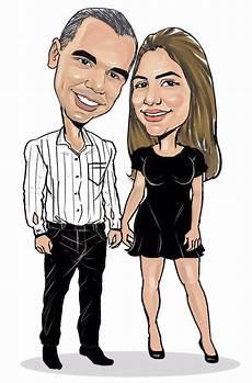 desenho casal arte caricatura desenho casal r 58 99 em mercado livre