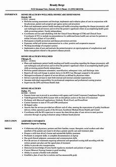 Resume For Nurses Applying Abroad Sample Nurse Resume Nursing Home Geriatric Nurse Resume
