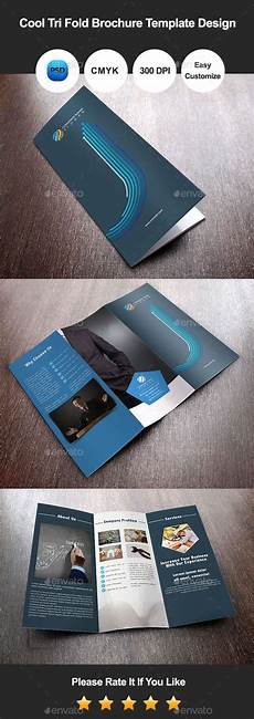 Cool Brochure Templates Cool Tri Fold Brochure Template Design By Graphicfair