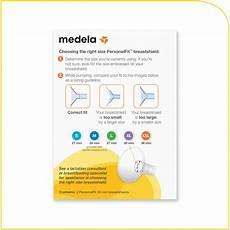 Breast Pump Size Chart Amazon Com Medela Breast Pump Shields Personalfit