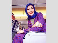 Pesona Pramugari Indonesia Saat Berhijab, Teduh Lihatnya