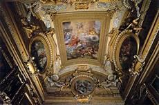 fresco techo techo fresco en el of saturno 1663 de pietro