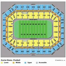Seating Chart Carrier Dome Football Syracuse Orange Tickets 2018 Football Games Ticketcity