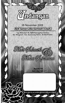 download desain undangan pernikahan format vector free