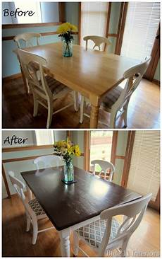blue 11 interiors dining room table and chairs makeover