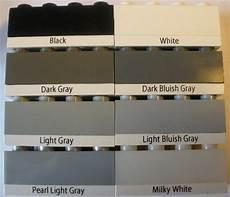 Light Bluish Gray Color Variation Brickset Forum