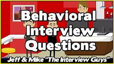 Behaviorial Interview Behavioral Interview Questions And Answers How To Deal