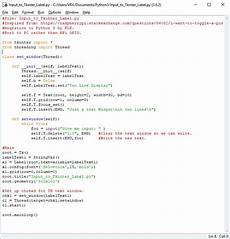 Python Programming Examples Code Examples For Python Do Not Formate On Stackoverflow