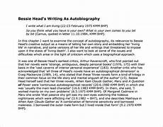 Writing An Autobiography Template Free 10 Sample Autobiography In Pdf Ms Word
