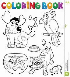 animali da cortile da colorare libro da colorare con gli animali domestici 4