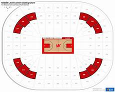 Wisconsin Badgers Seating Chart Kohl Center Wisconsin Seating Guide Rateyourseats Com