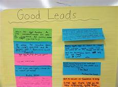 Good Leads Good Leads Collected From Books Narrative Writing