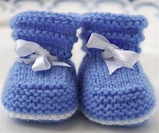 stricken babyschuhe easy baby booties pdf knitting pattern 1 3 3 6 and 6 12