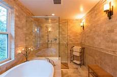 Travertine Bathrooms 20 Travertine Bathroom Designs Ideas Design Trends