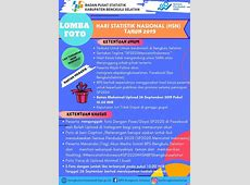 BPS Kabupaten Bengkulu Selatan   Home   Facebook