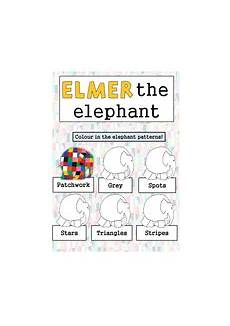 Elmer The Elephant Simplified Storytelling Ppt And
