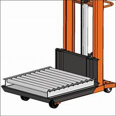 presto lifts cw series counterweight stackers
