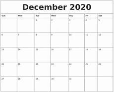 Free December 2020 Calendar May 2021 Calendar Month