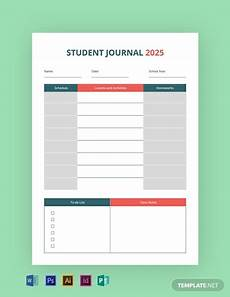 Journal Template For Word 13 Free Notebook Amp Journal Templates Pdf Word Psd