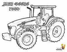 Malvorlagen Traktor Daring Deere Coloring Free Deere Tractor