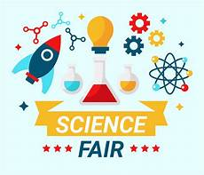 Science Fair Banner Template Science Fair Concept Vector Download Free Vectors