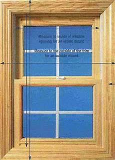 Window Measurements Measuring Windows For Warm Window 174 Shades Cozy Curtains