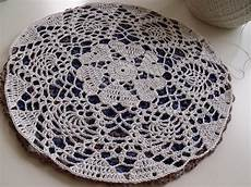microcknit creations loving the hearts crochet doily