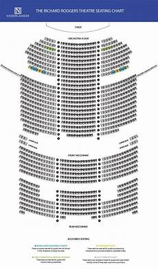 Seating Chart For Hamilton Chicago Hamilton Seating Chart Seating Charts Richard Rodgers