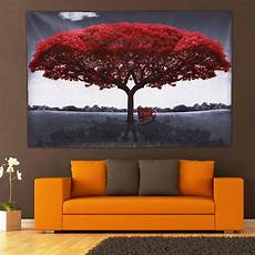 large tree canvas modern home wall decor paintings
