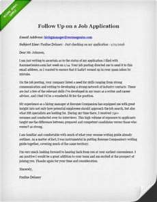 Follow Up Online Application 3 Ways You Need To Follow Up On Your Job Search Resume
