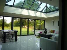 Extension Roof Lights Contemporary And Traditional Style Aluminium Rooflights