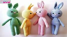 amigurumi kolay tavşan yapımı canım