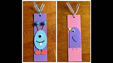 Make A Bookmarker How To Make A Paper Bookmark Youtube