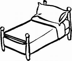 disegni da letto letti disegni per bambini da colorare