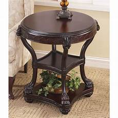 3 tier carved accent table 145233 living room at