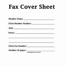 Fax Facesheet 13 Sample Confidential Fax Cover Sheets Sample Templates