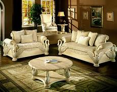 Luxury Sofa Sets For Living Room 3d Image by Luxury Living Room Set Traditional Antique White Sofa