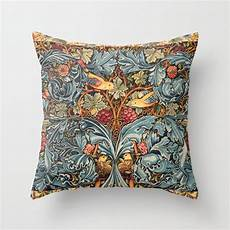 buy william morris quot acanthus and vine quot 2 throw pillow by