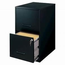 hirsh black vertical 2 drawer filing cabinet metal target