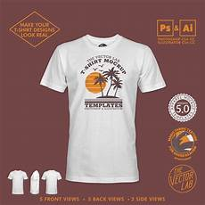 Tshirt Design Template T Shirt Design Master Collection Thevectorlab