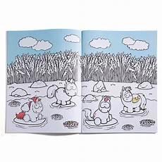 Malvorlagen Einhorn Theodor Nici Theodor And Friends Sticker Malbuch Einhorn Theodor