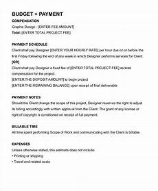 Graphic Design Freelance Contract Template 12 Freelance Contract Templates Word Pdf Free