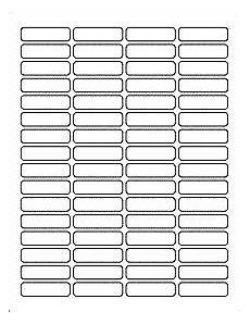 Avery 8195 Template For Word Free Avery 174 Template For Microsoft 174 Word Return Address