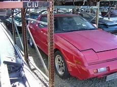 1987 Mitsubishi Conquest Manual Color Red Super Clean