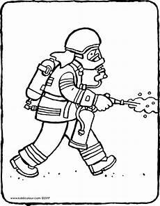 feuerwehrmann kiddimalseite
